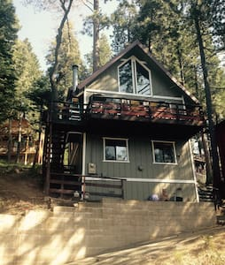 Wildlife Treehouse - Snow Ski - Hiking - Lakes - Running Springs