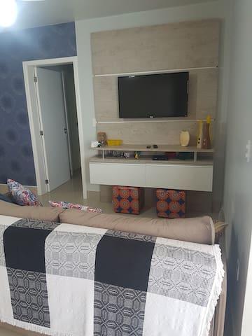 Apartamento em Laguna a 1 quadra da praia