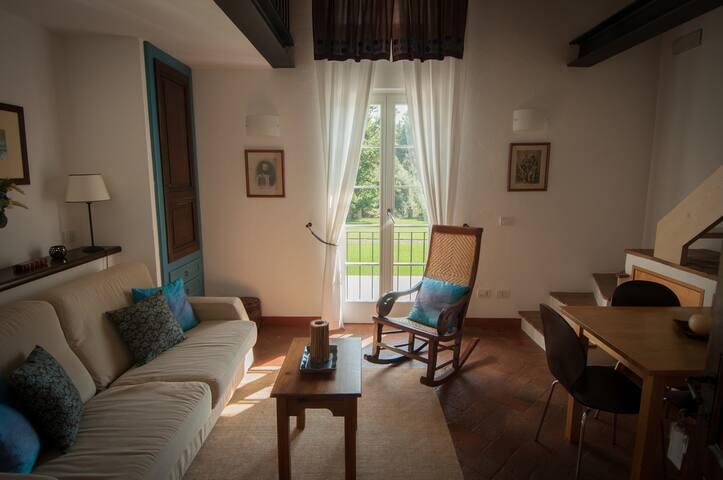 Monolocale immerso nel verde - Gazzola - Bed & Breakfast