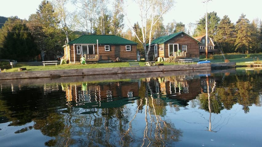 Moose River Camps, Firefly, Moosehead