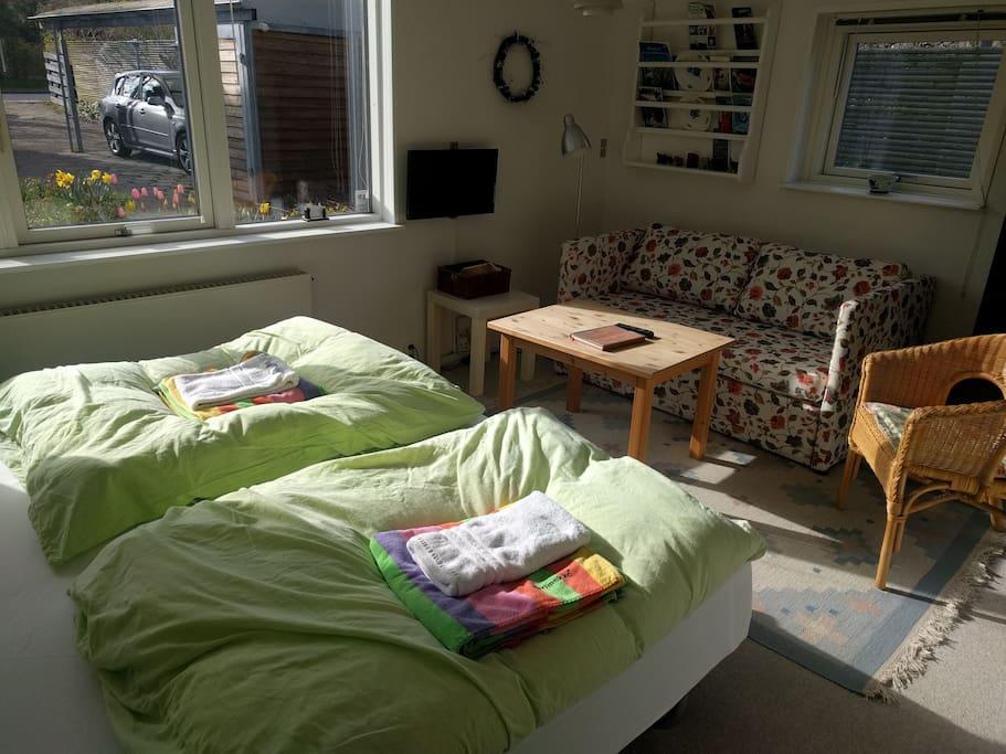 B Amp B In Our House Near Copenhagen Bed Amp Breakfasts For Rent In S 248 Borg Denmark