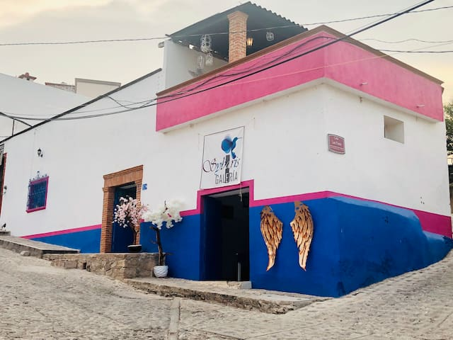 Casa Sybaris Bernal Centro