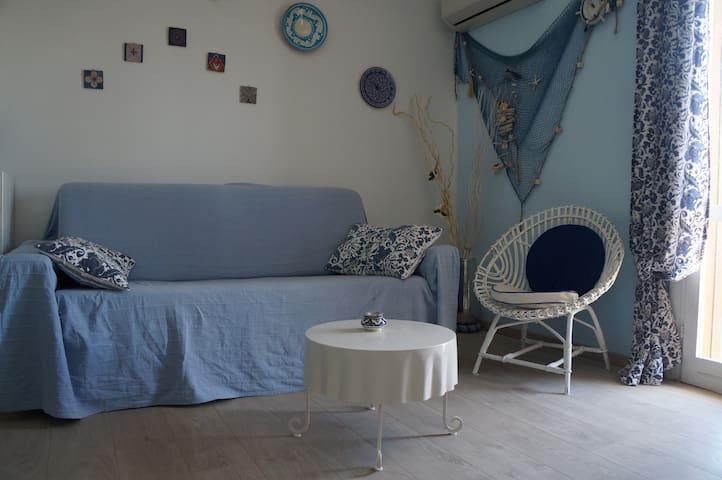 stupendo appartamento in villa a 2 passi dal mare - marzamemi - Haus