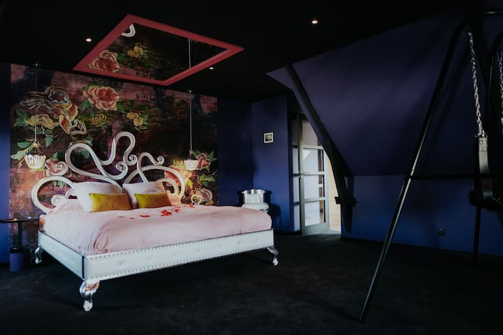 Loft love 200m ², grand standing, jacuzzi, sauna