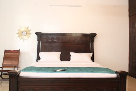 # Cozy Bedroom near Meenakshi temple, Madurai