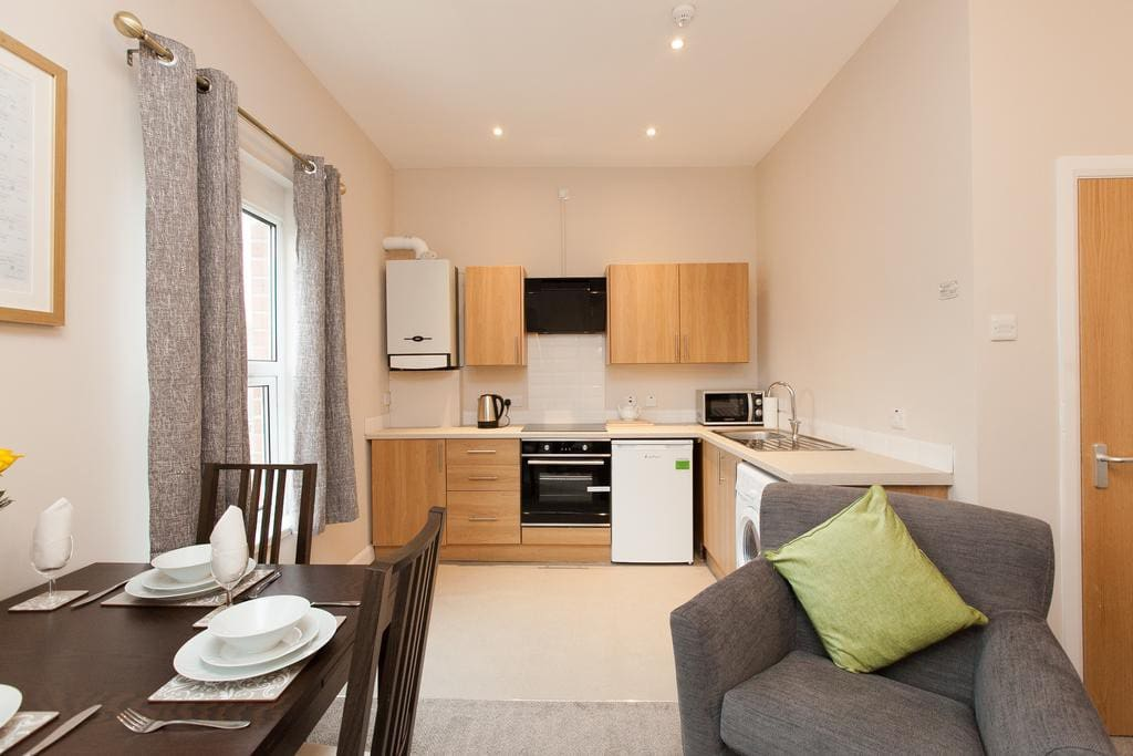 Cliftonville House - 1 bedroom apartment - APT 1 ...
