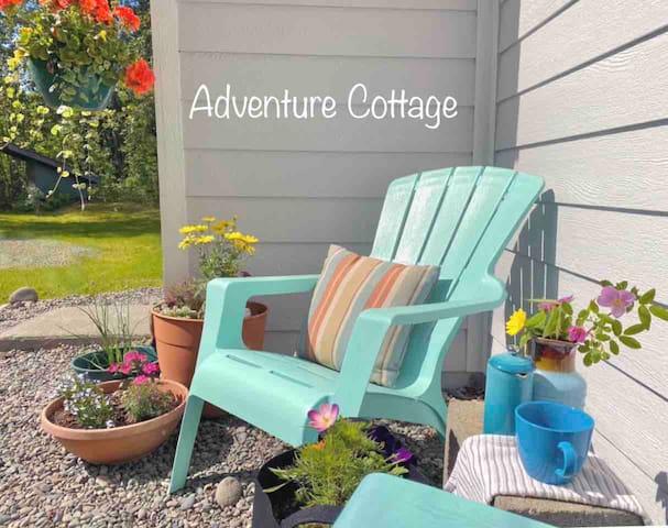 Adventure Cottage- Rustic & Cozy