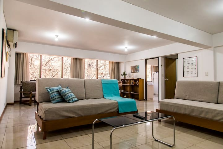 VERY SPACIOUS! THE BEST LOCATION! Aristides & Park