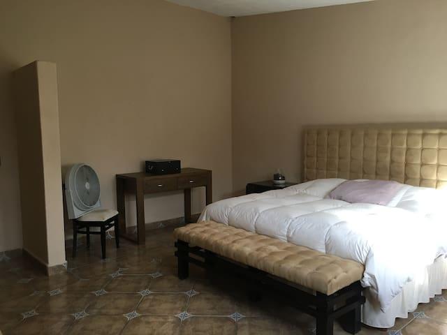 Dormitorio en Punta Veredas