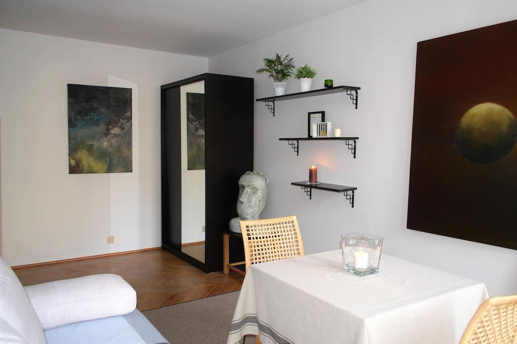 Duży i Przytulny Pokój  - Big and Cozy Room (2)