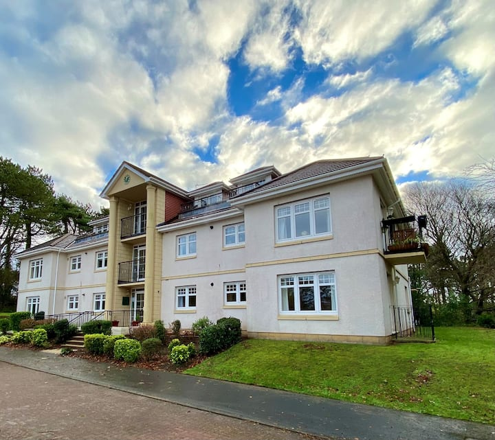 Ailsa Apartment Turnberry - Quality holiday home
