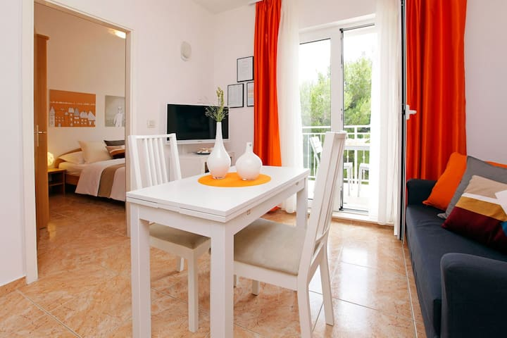 ***Sea view terrace, 100m from beach - Adria 6