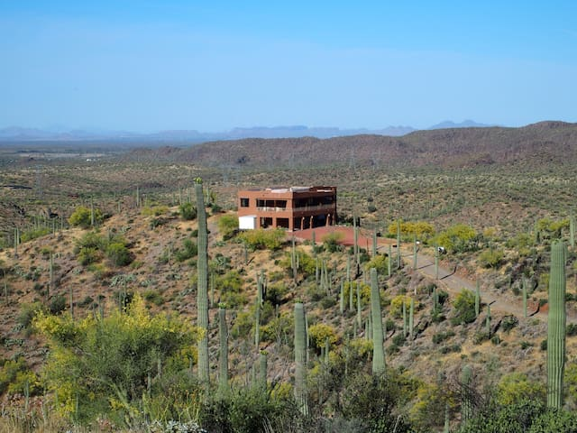 40 acres Private Room Superstition Wilderness