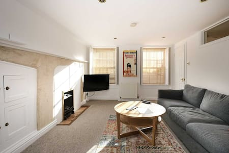 Perfect Longer Stay 1 Bed Apartment In Bath Centre