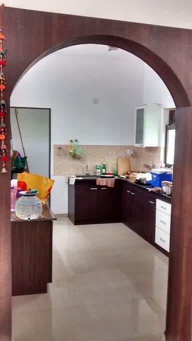 The Modular Kitchen !