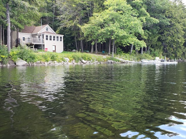 Secluded Cottage on Great Moose Lake