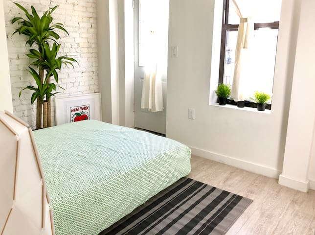 Private Rom+Backyard Perfect Stay Brooklyn/Queens
