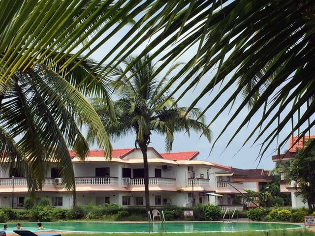 By the Beach. Premier Suite - Benaulim - Huoneisto