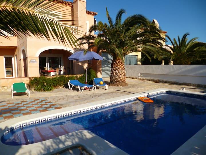villa gerania les tres cales www.villagerania.com