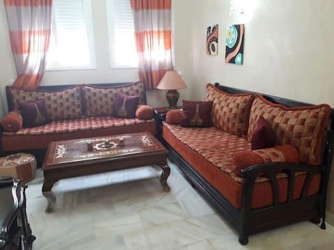 Apartment in La Nouvelle ville Ibn Batouta-Tangier