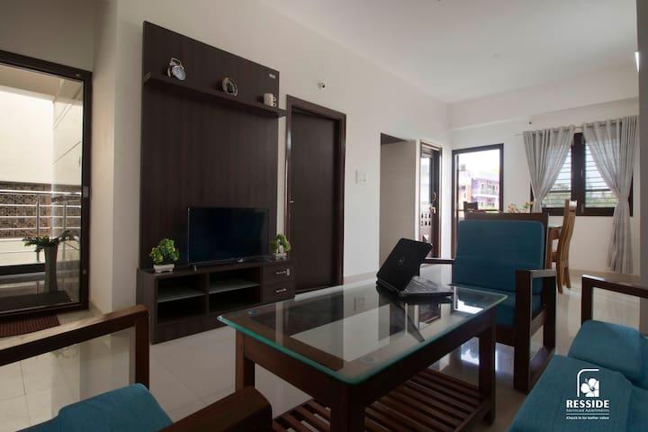 Resside Serviced Apartments 200A, 200B