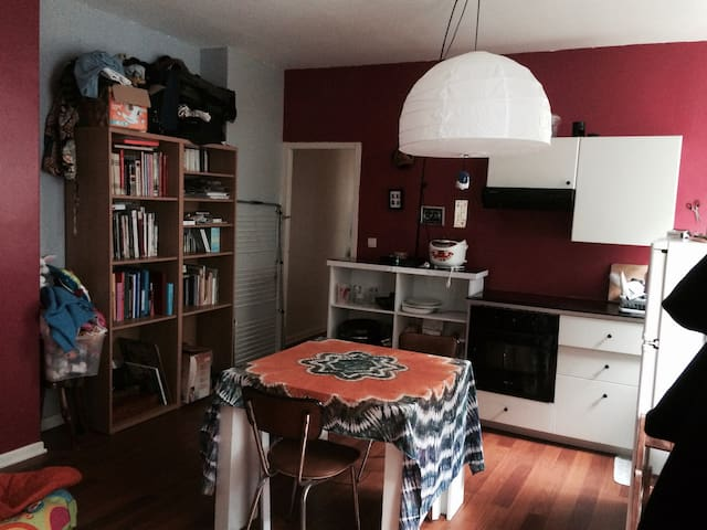 Nice and cosy, very calm - Vienne - Flat