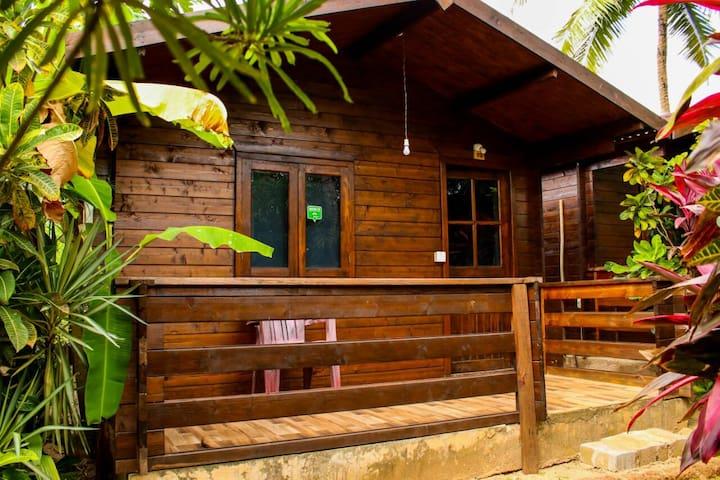 AC Garden View Cottage