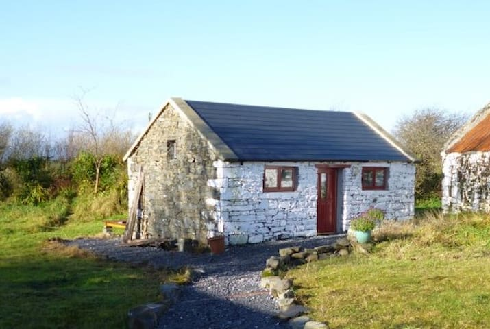 Self contained Irish cottage style studio for two - Corofin - Guesthouse