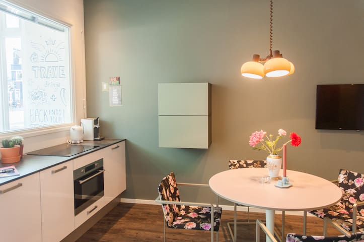 Big centre apartment in Eindhoven with 2 bedrooms