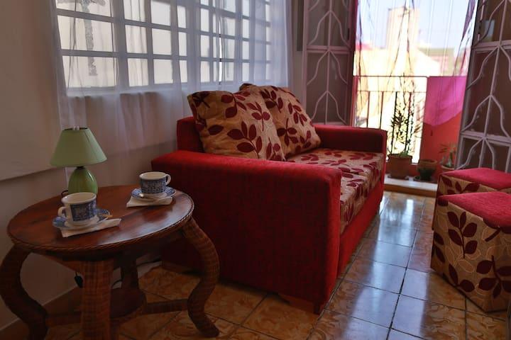 Zoe´s Room, Habitación Privada en el Vedado