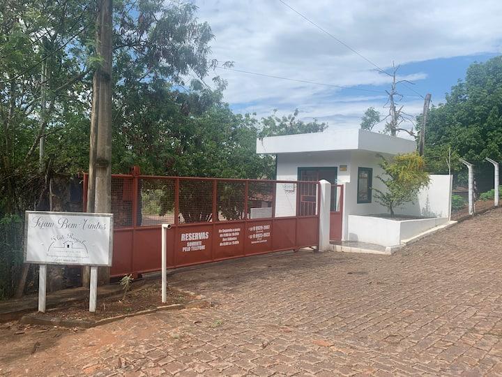 Flat Royal - Suíte Pereira