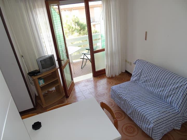 Appartamento con due camere 5 adulti