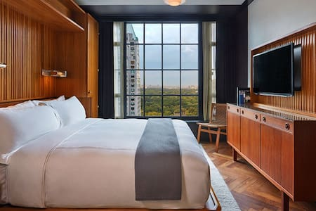 5 star boutique hotel 1 b/r, midtown,central park - New York