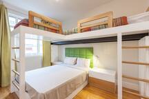 2nd Bedroom, an highlight specially for Kids!