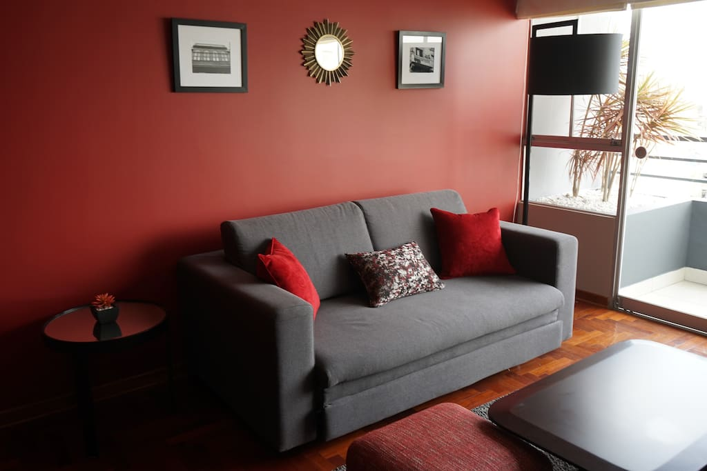 Sofa Bed (for two)