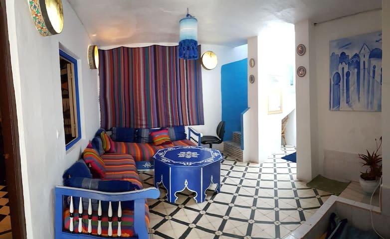 Appartement confortable dans l'ancienne médina