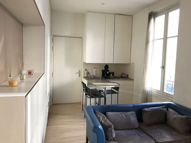 Delightful 1BR next to the Eiffel Tower