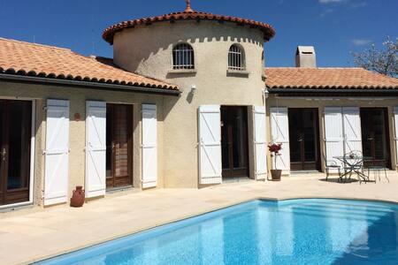 Belle maison au calme - L'Union - Vila