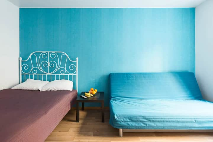AQUAMARINE apartment by Lucky Room