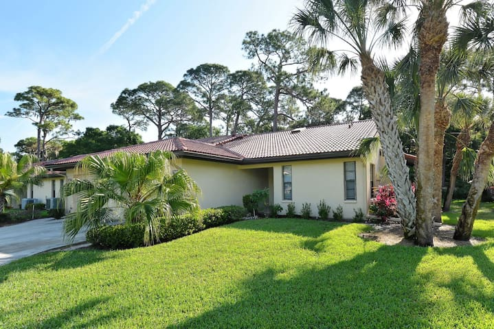 Perfect Timberwood Villa - Sarasota - Villa