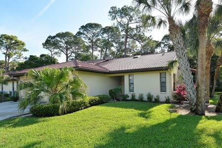 Perfect Timberwood Villa - Sarasota - Villa