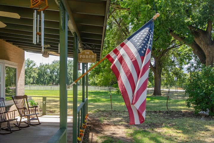 Casa Bella Vita! Great Country Home with Charm! Great Views! Camp Verde - S006
