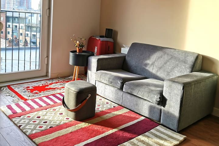 Flat in very Central City, near Arena & Deansgate