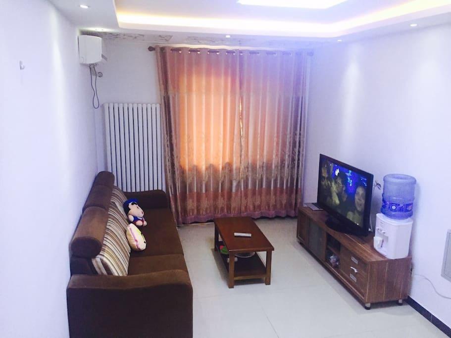 Minimalist style living room 极简风格客厅
