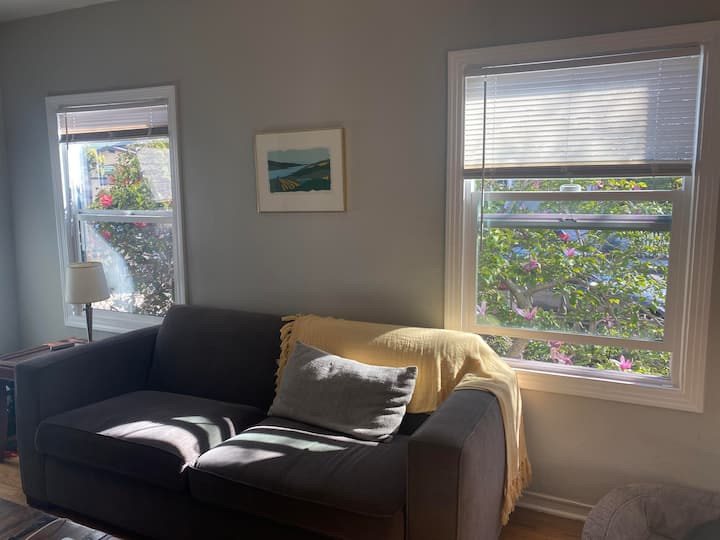 Bright apartment in the heart of Temescal