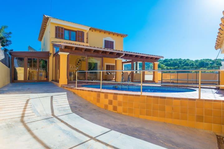 CASA LOLI - Ferienhaus für 10 Personen in Peguera.