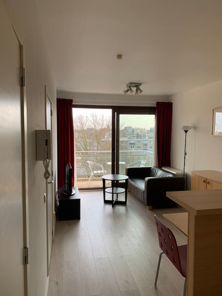 Appartement 1 chambre + terrasse dernier étage