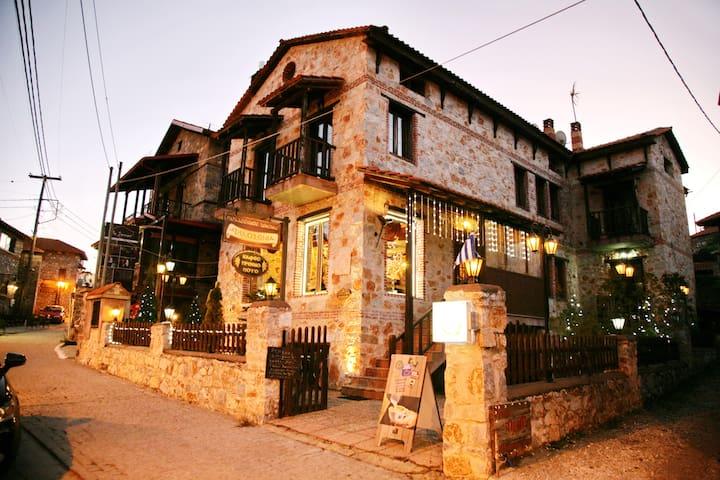 ΦΙΛΟΞΕΝΙΑ 1 - Agios Athanasios - Penzion (B&B)