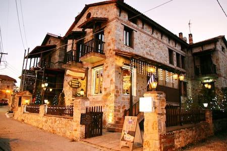ΦΙΛΟΞΕΝΙΑ 1 - Agios Athanasios - Inap sarapan