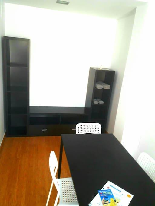 Mueble de la habitación